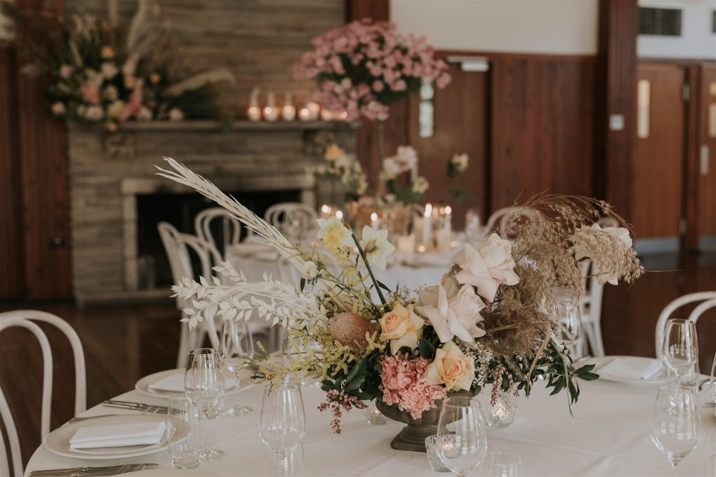 Audley Dance Hall styled