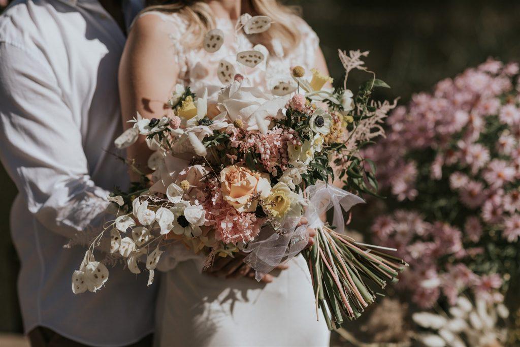 Florals by aisle of eden